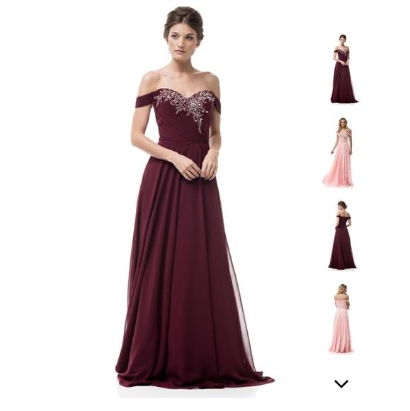b9f294566e2d Bicici & Coty Dresses & Skirts - Bicici & Coty Evening Gown